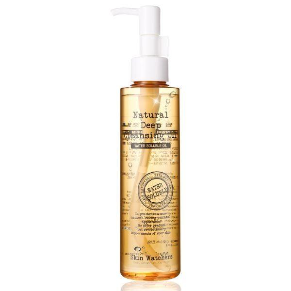 Skin Watchers Natural Deep Cleansing Oil - KBeautyBrands.bg
