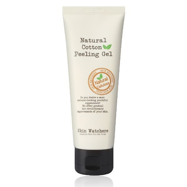Skin Watchers Natural Cotton Peeling Gel - KBeautyBrands.bg