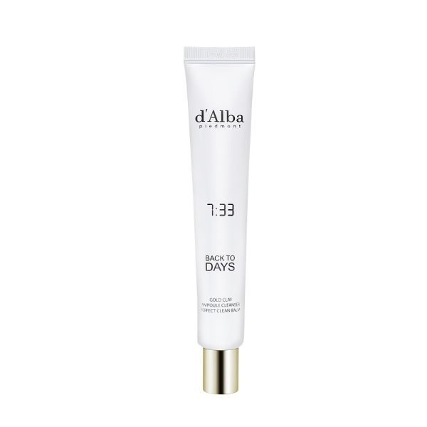 D' Alba Back To Days Clean Balm