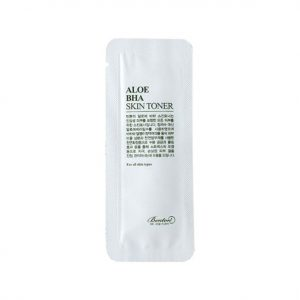 Benton Aloe BHA Skin Toner Sample 10pcs