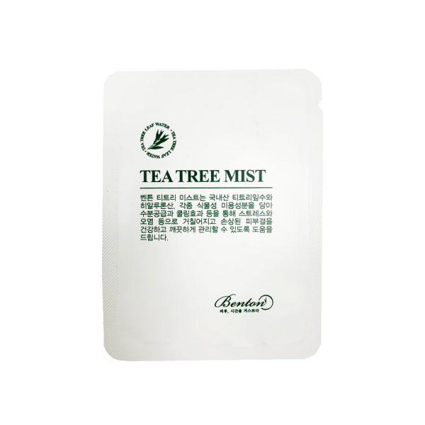Benton Tea Tree Mist Sample 10pcs