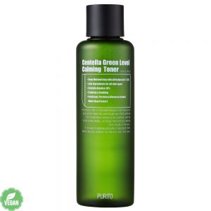 Purito Centella Green Level Calming Toner
