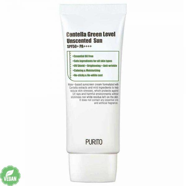 Purito Centella Green Level Unscented Sun