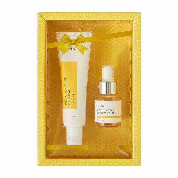 iUNIK Propolis Vitamin Eye Cream Set