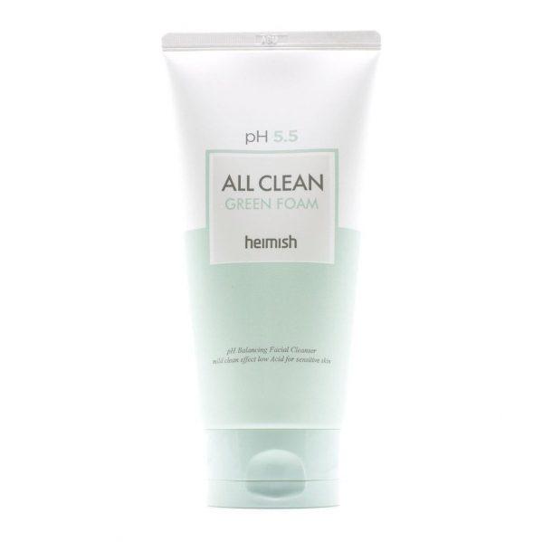 Heimish All Clean Green Foam pH 5.5 150мл